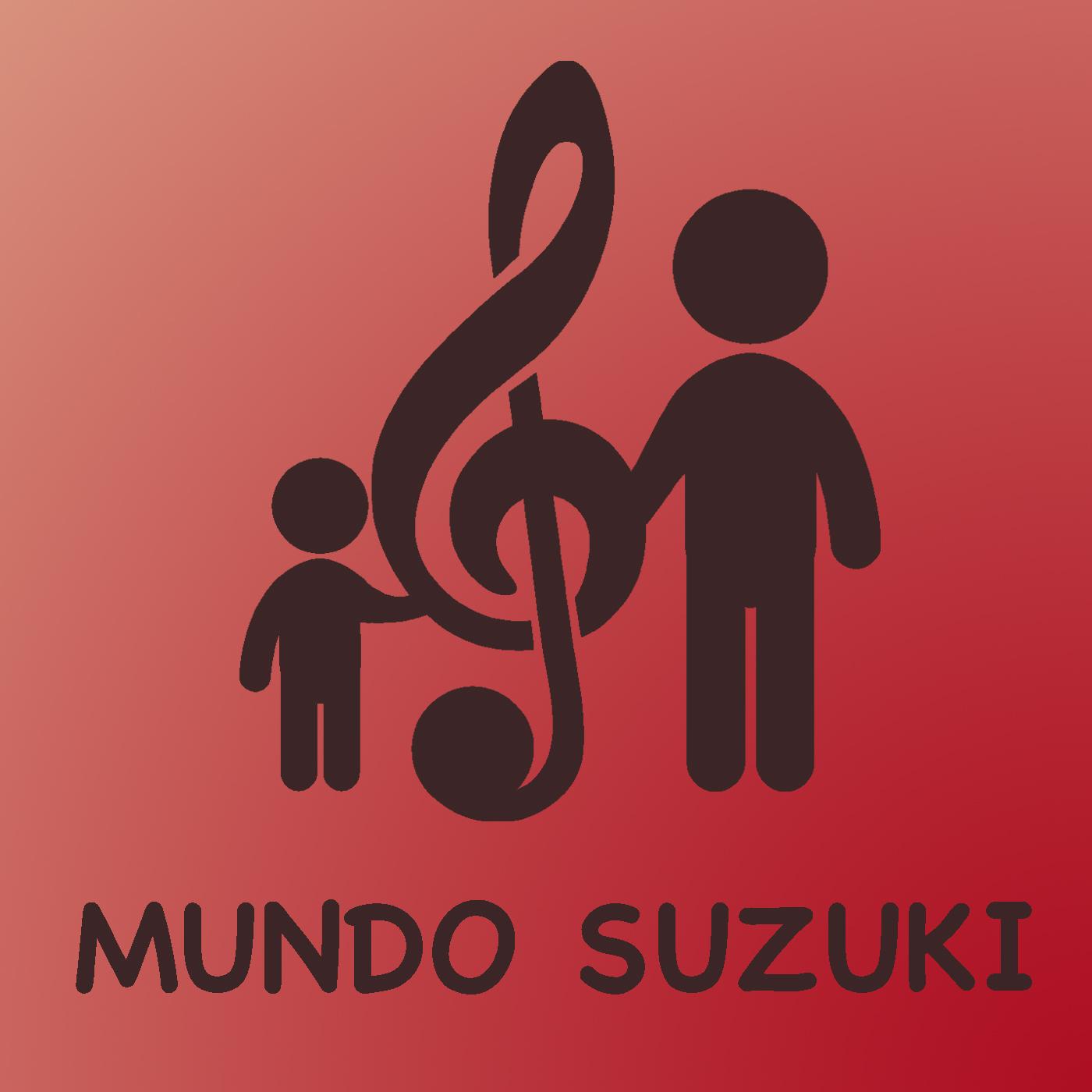 Logo Podcast Mundo Suzuki